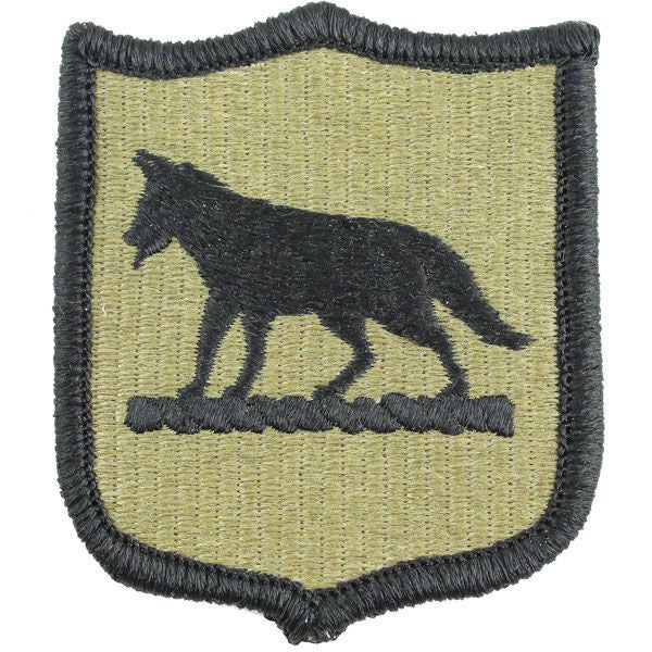 South Dakota National Guard MultiCam (OCP) Patch