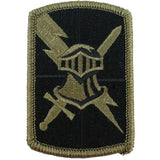 513th Military Intelligence Brigade MultiCam (OCP) Patch