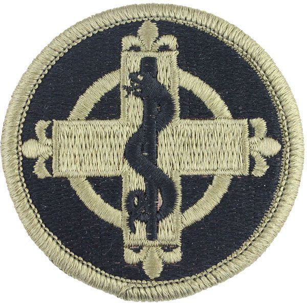 338th Medical Brigade MultiCam (OCP) Patch