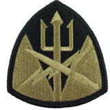 Special Operations Command Joint Forces US Army Element MultiCam (OCP) Patch