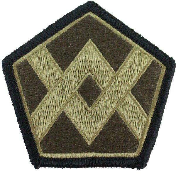 55th Sustainment Brigade MultiCam (OCP) Patch