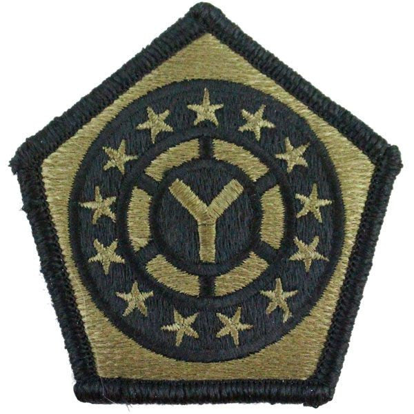 108th Sustainment Brigade MultiCam (OCP) Patch