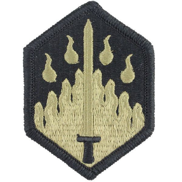 48th Chemical Brigade MultiCam (OCP) Patch