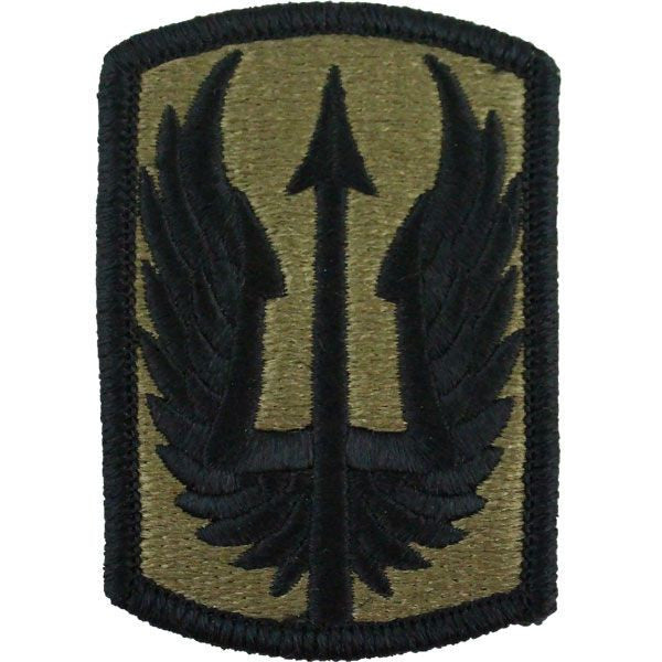185th Aviation Brigade MultiCam (OCP) Patch