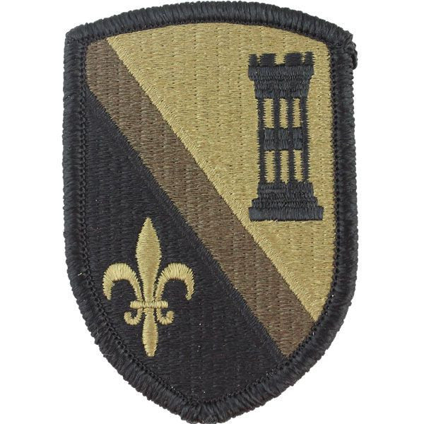 225th Engineer Brigade MultiCam (OCP) Patch