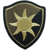 50th Regional Support Group MultiCam (OCP) Patch