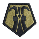 7th Civil Support Command MultiCam (OCP) Patch