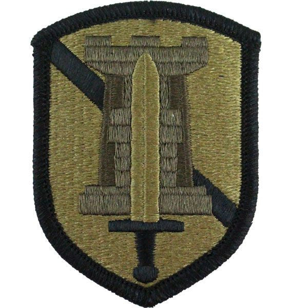 204th Maneuver Enhancement Brigade MultiCam (OCP) Patch