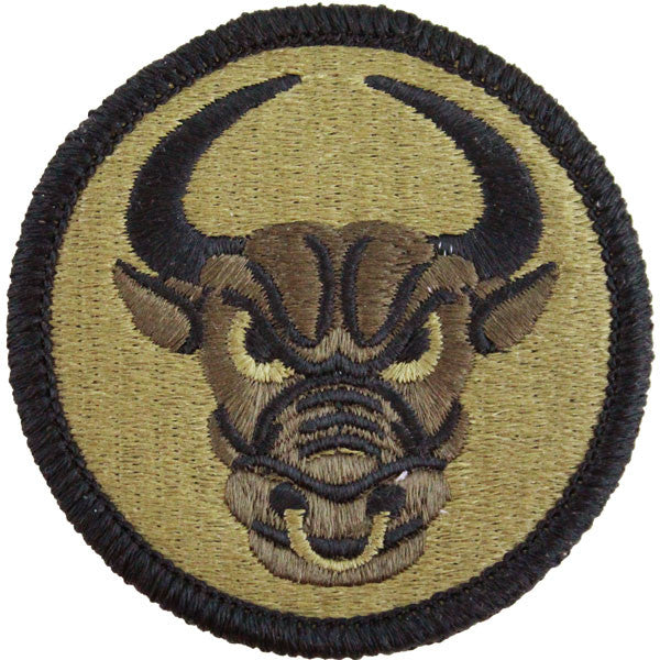 518th Sustainment Brigade MultiCam (OCP) Patch