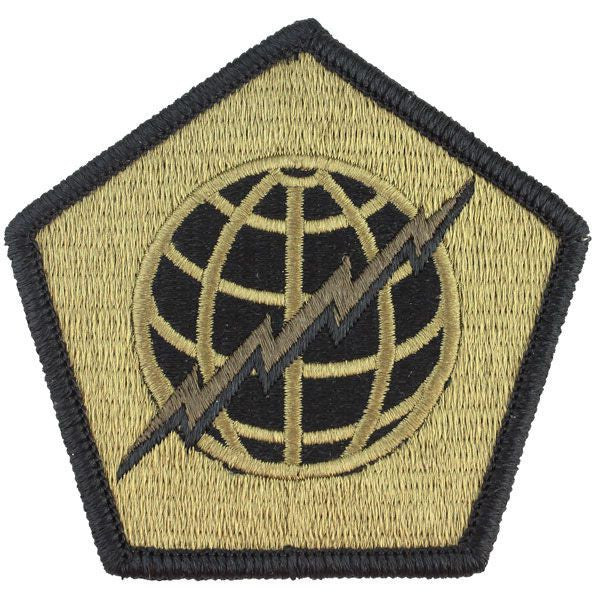505th Signal Brigade MultiCam (OCP) Patch
