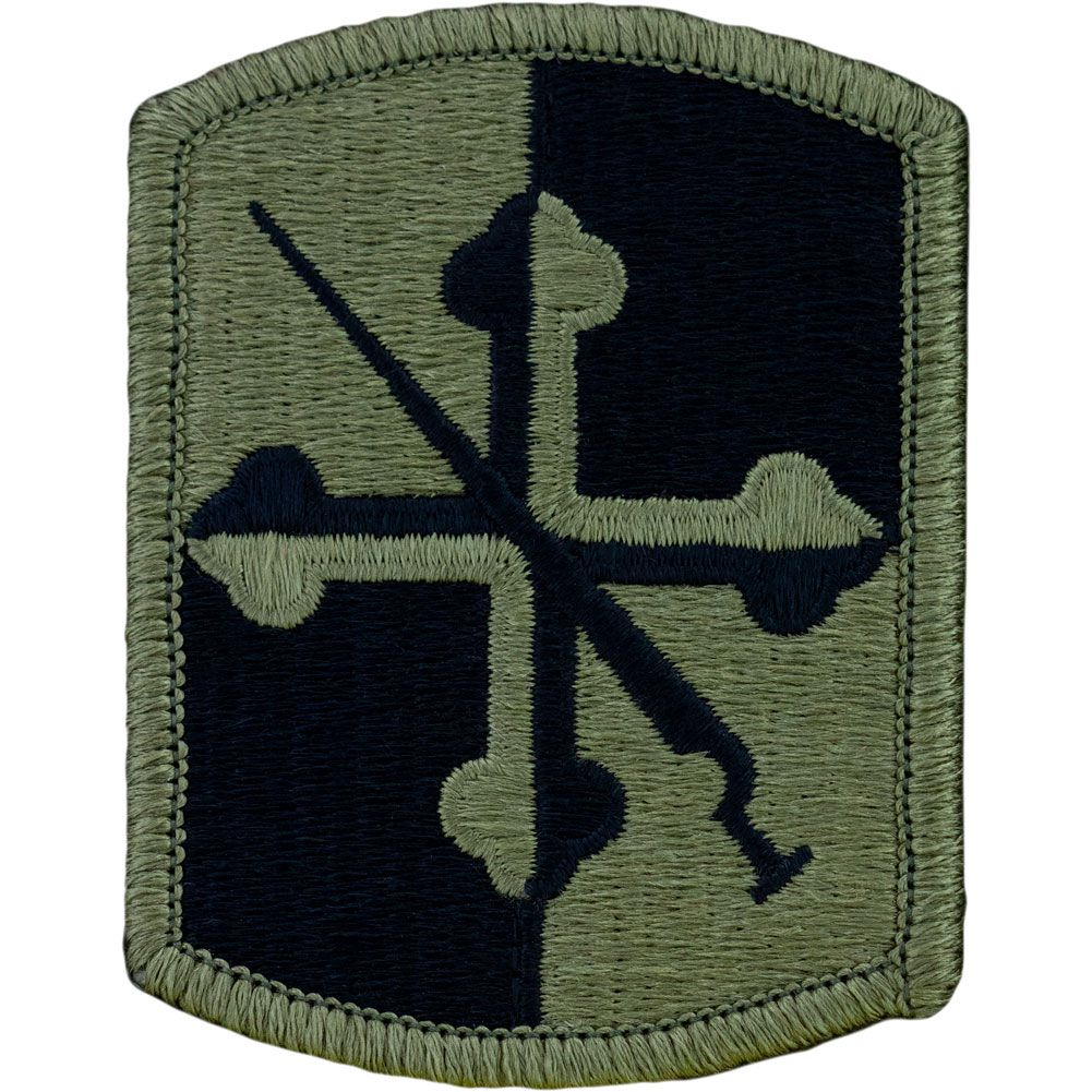 58th Infantry Brigade MultiCam (OCP) Patch