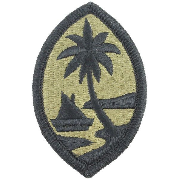 Guam National Guard MultiCam (OCP) Patch