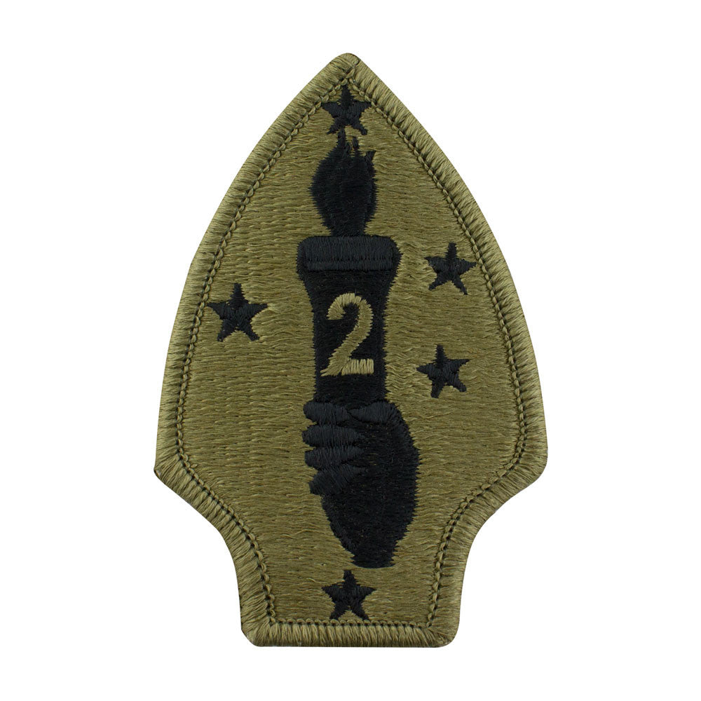 2nd Marine Division (OCP) Multicam Patch