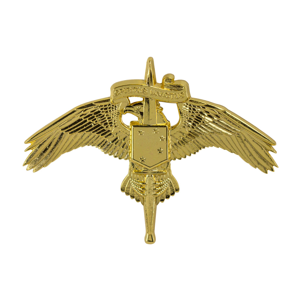 Marine Corps Special Operations Command MARSOC Badge