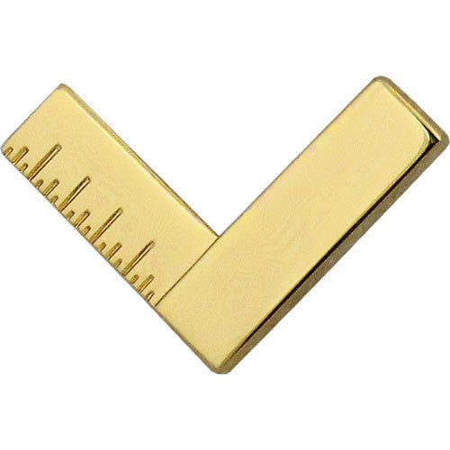 Navy Repair Technician Collar Device - Gold