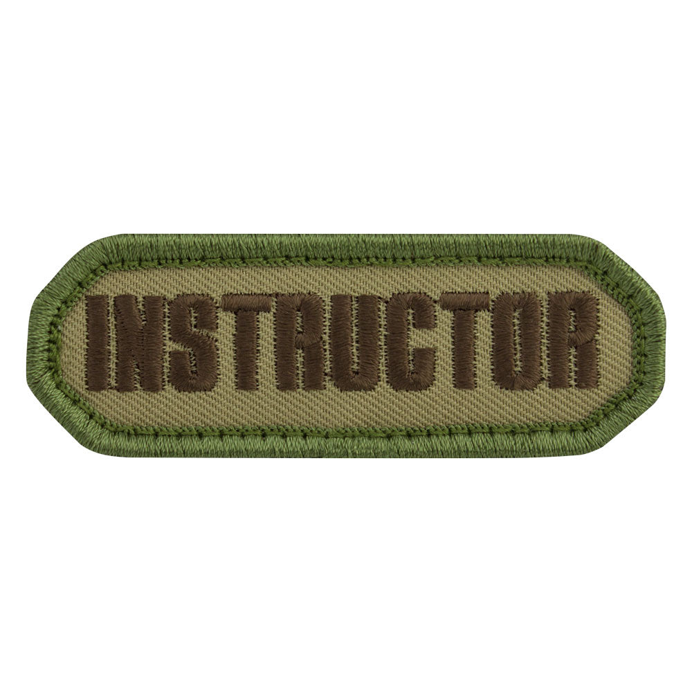 Instructor Patch - OCP