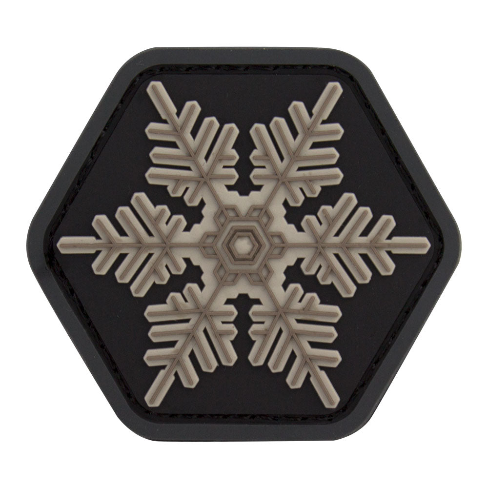 Special Snowflake PVC Patch