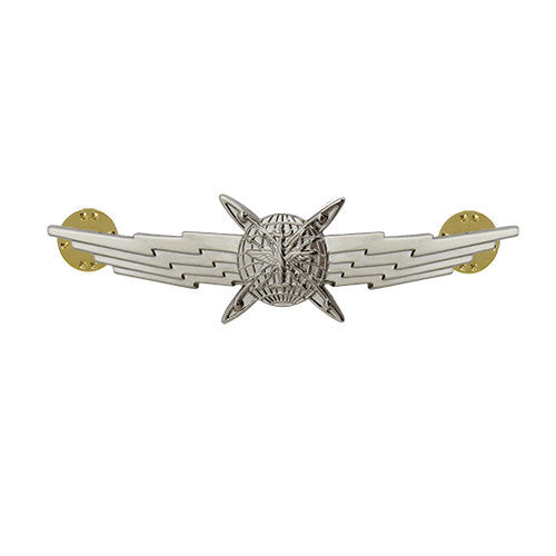 Air Force Miniature Cyberspace Operator Badge - Basic