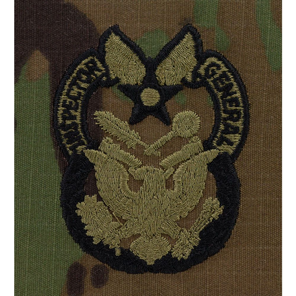 Air Force Inspector General Badge Embroidered - OCP