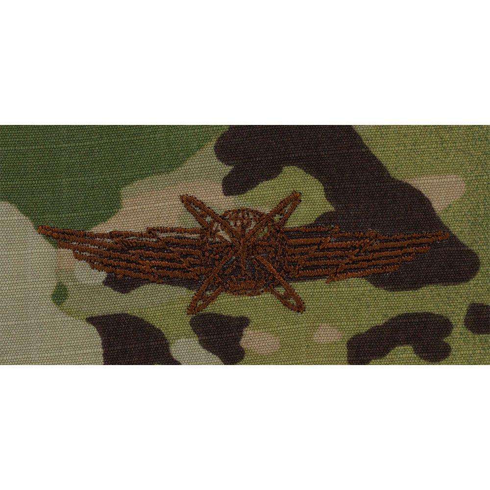 Air Force Cyberspace Operator Badges Embroidered - OCP