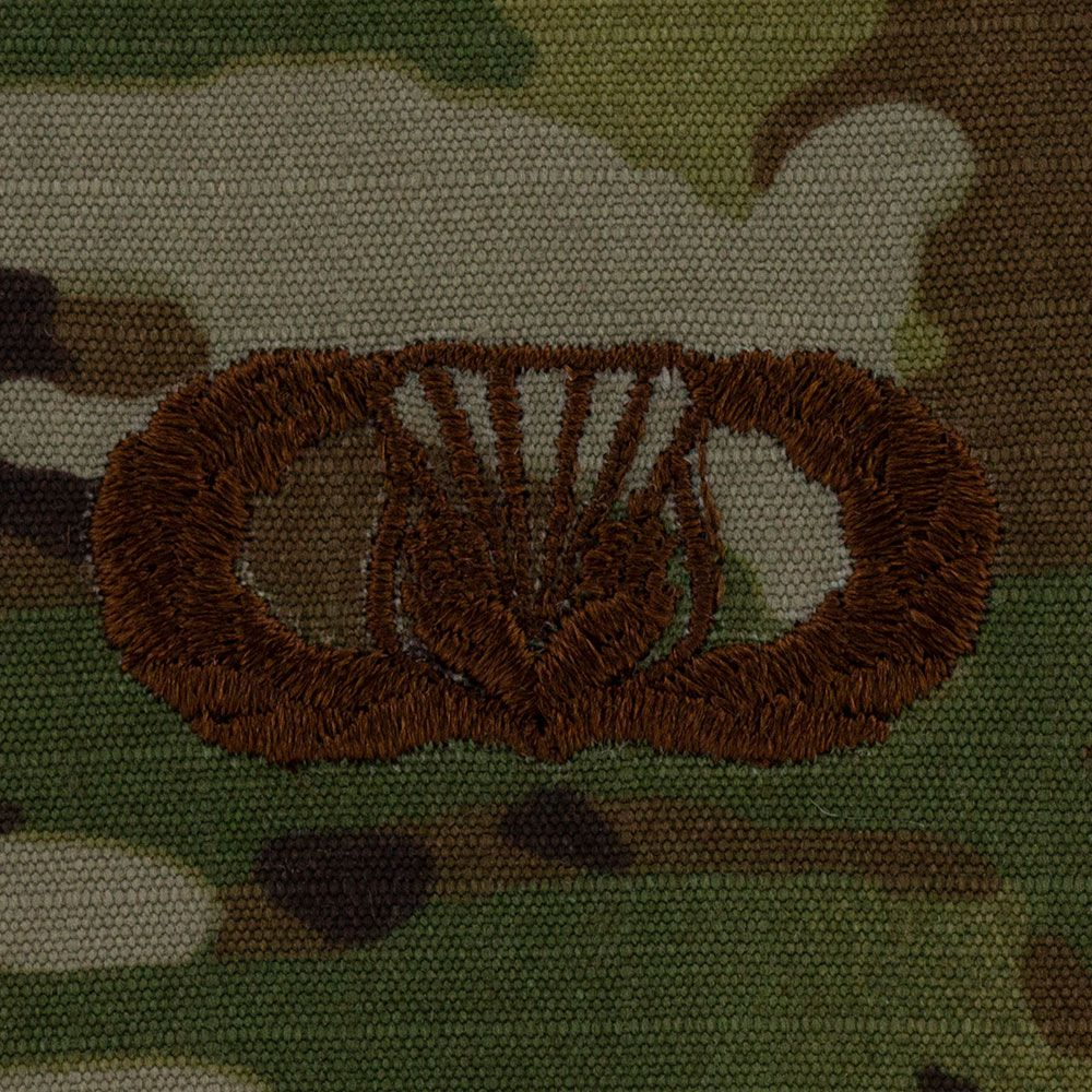Air Force Chaplain Assistant Embroidered - OCP