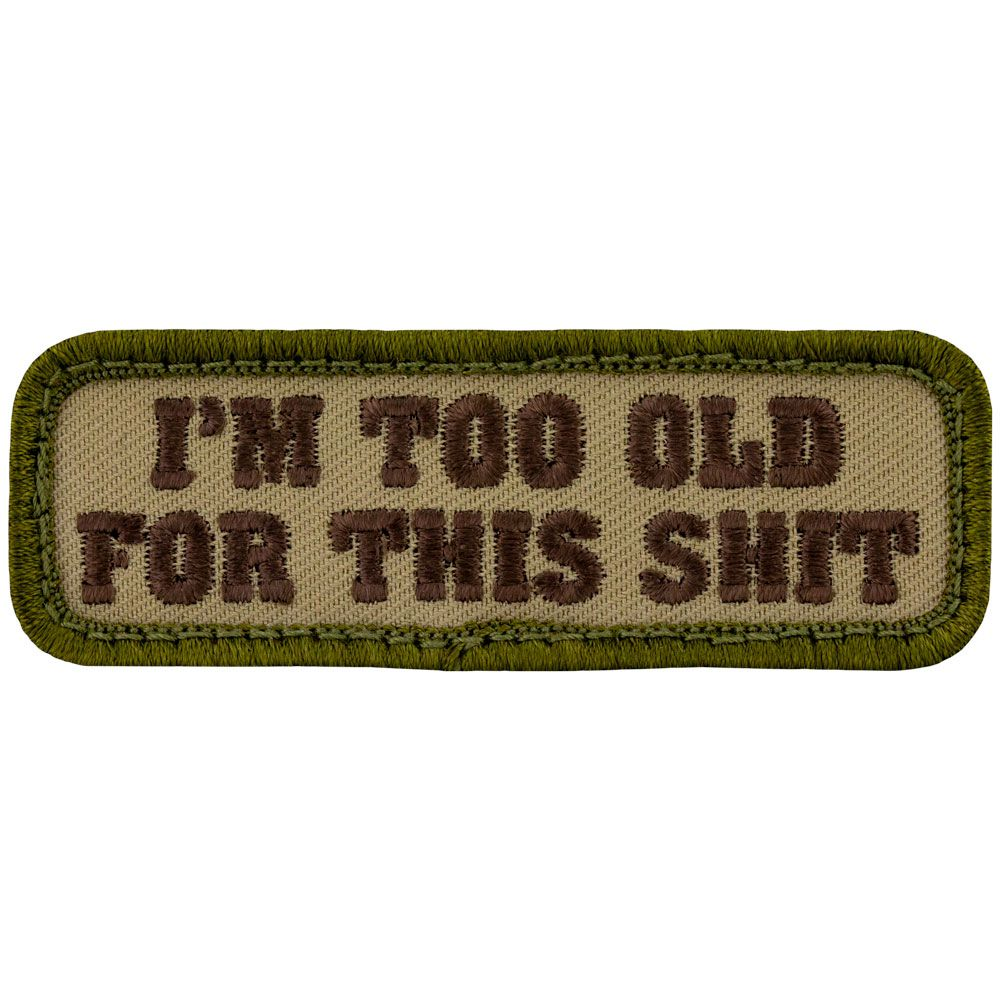 I'm Too Old For This Shit OCP Patch