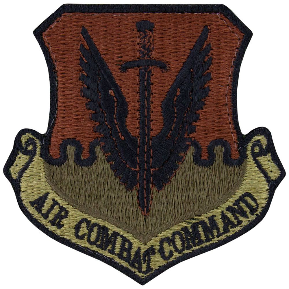 Air Combat Command OCP Patch