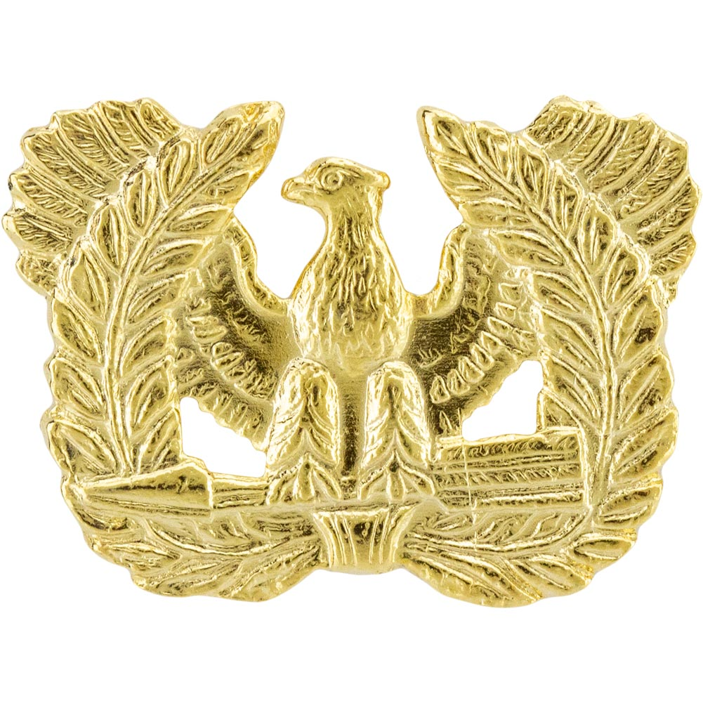 Army Warrant Officer Branch Insignia - Officer Gold