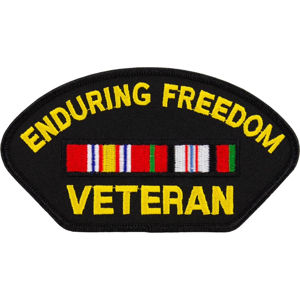 Enduring Freedom Patch