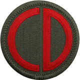 85th Infantry Division Class A Patch