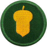 87th Infantry Division Class A Patch