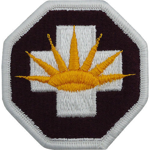 8th Medical Brigade Class A Patch