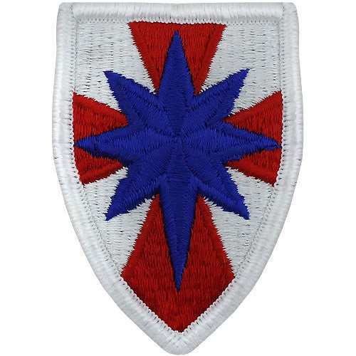 8th Theater Sustainment Command Class A Patch