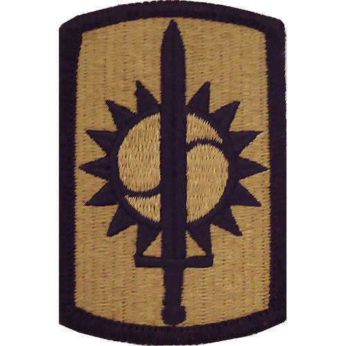 8th Military Police Brigade MultiCam (OCP) Patch