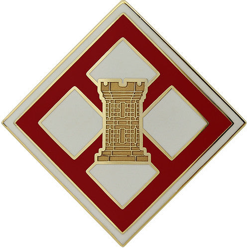 926th Engineer Brigade Combat Service Identification Badge