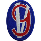 95th Training Division Class A Patch