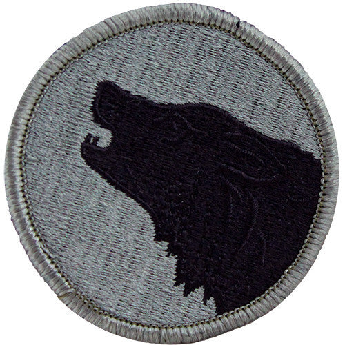104th Training Division (Leader Training) ACU Patch