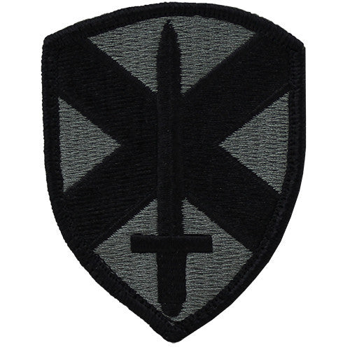 10th Personnel Command ACU Patch