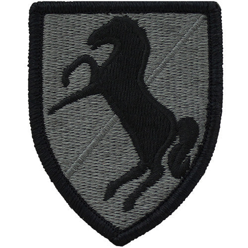11th ACR (Armored Cavalry Regiment) ACU Patch