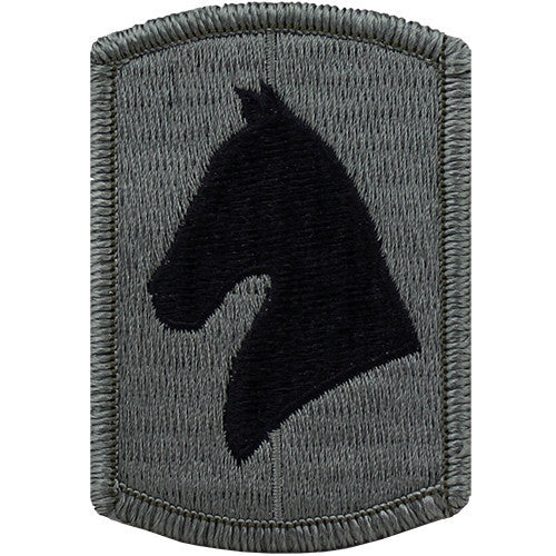 138th Field Artillery Brigade ACU Patch