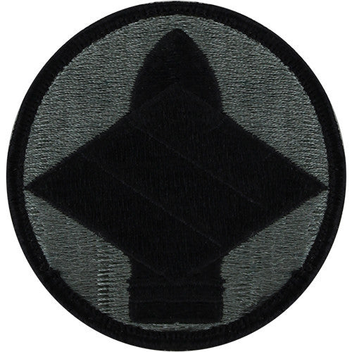 142nd Field Artillery Brigade ACU Patch