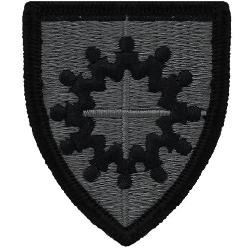 149th Armor Brigade ACU Patch