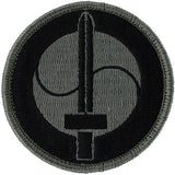 175th Finance Center ACU Patch