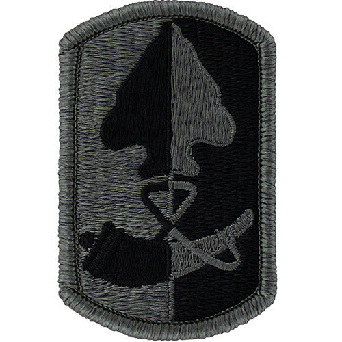 187th Infantry Brigade ACU Patch