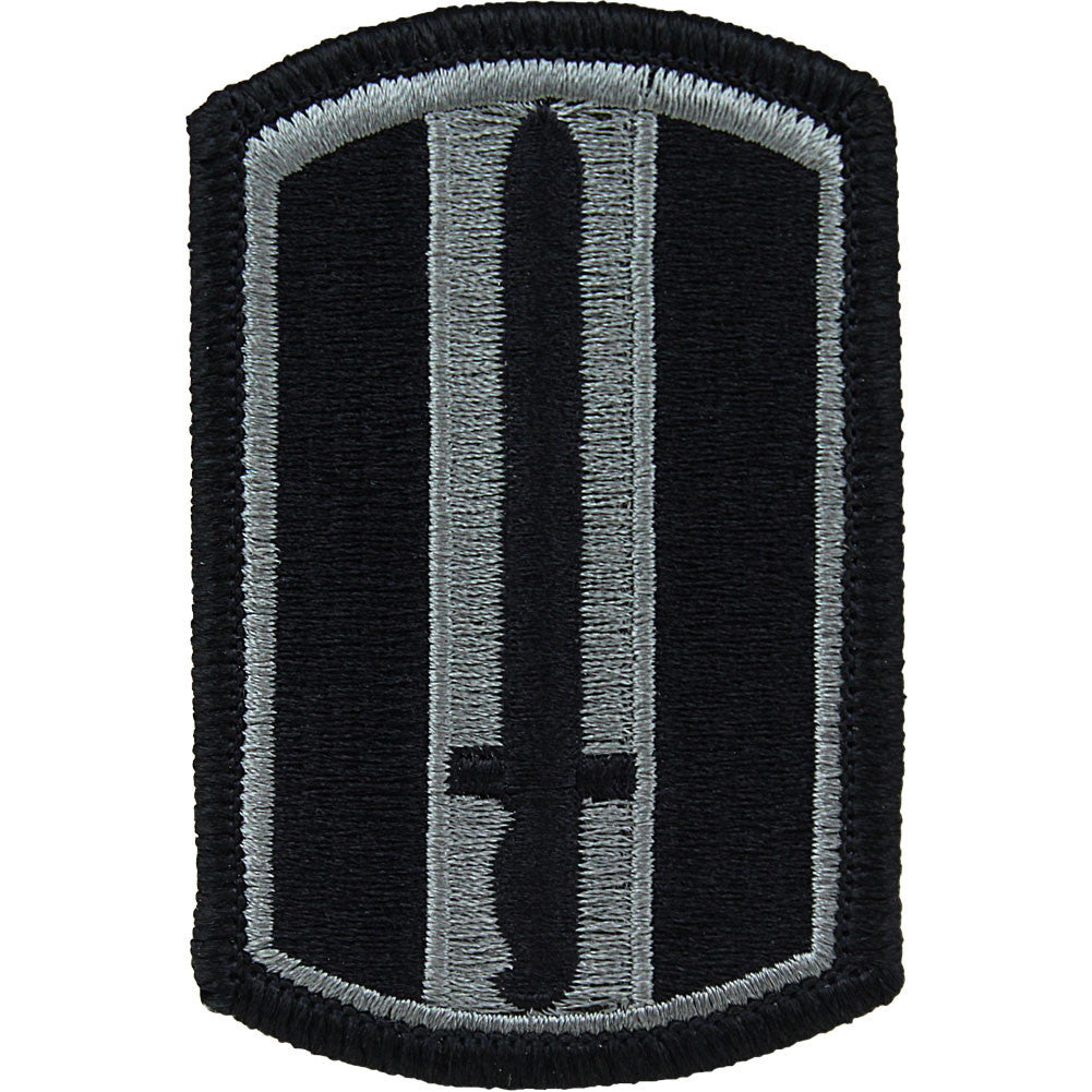 193rd Infantry Brigade ACU Patch