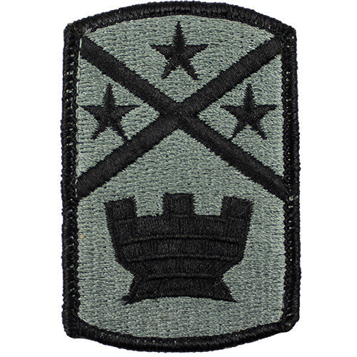 194th Engineer Brigade ACU Patch