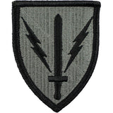 201st Battlefield Surveillance Brigade ACU Patch