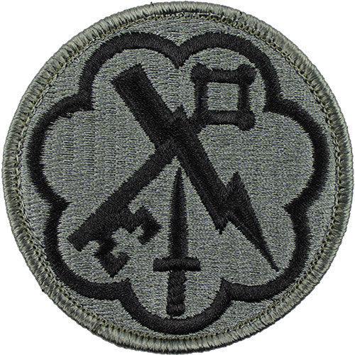 207th Military Intelligence Brigade ACU Patch