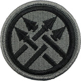 220th Military Police Brigade ACU Patch