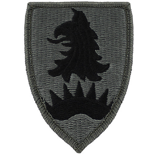 221st Military Police Brigade ACU Patch